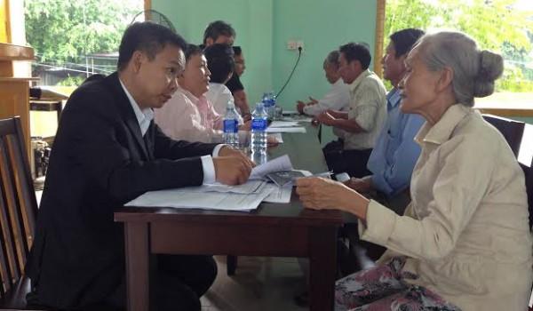 Luật sư Quảng Nam
